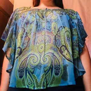 One World Blouse